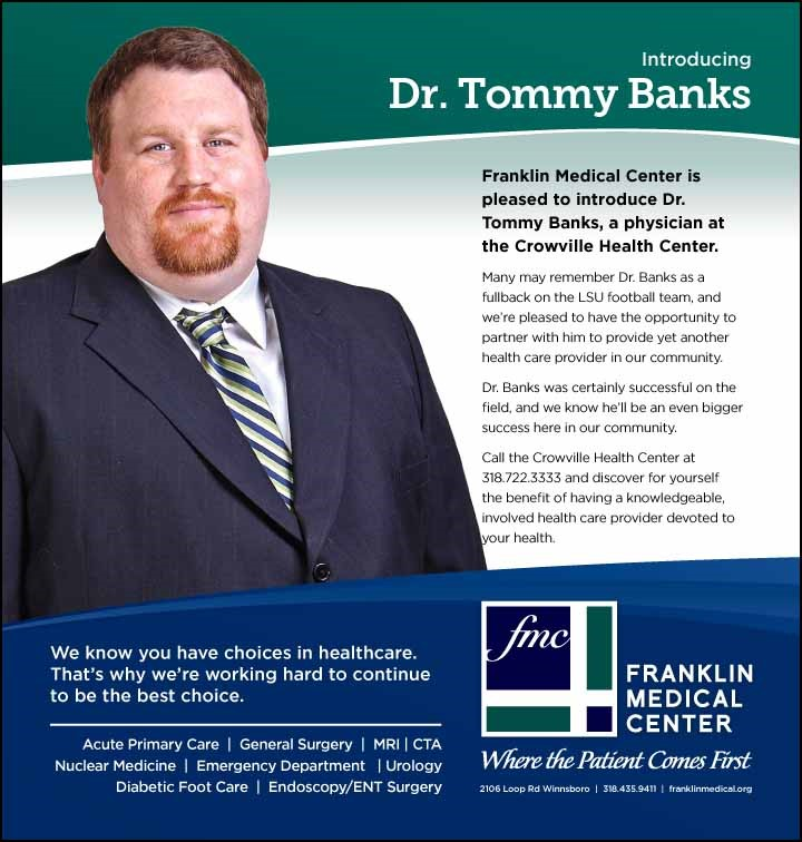 Dr Tommy Banks
