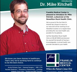 Dr. Mike Kitchell